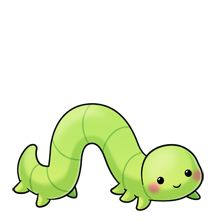Inchworm clipart. Free inch worm cliparts