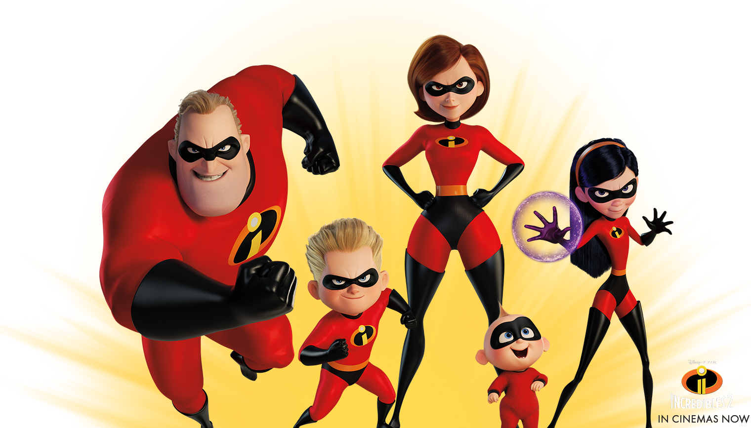 Incredibles 2 png. The hour challenge disney