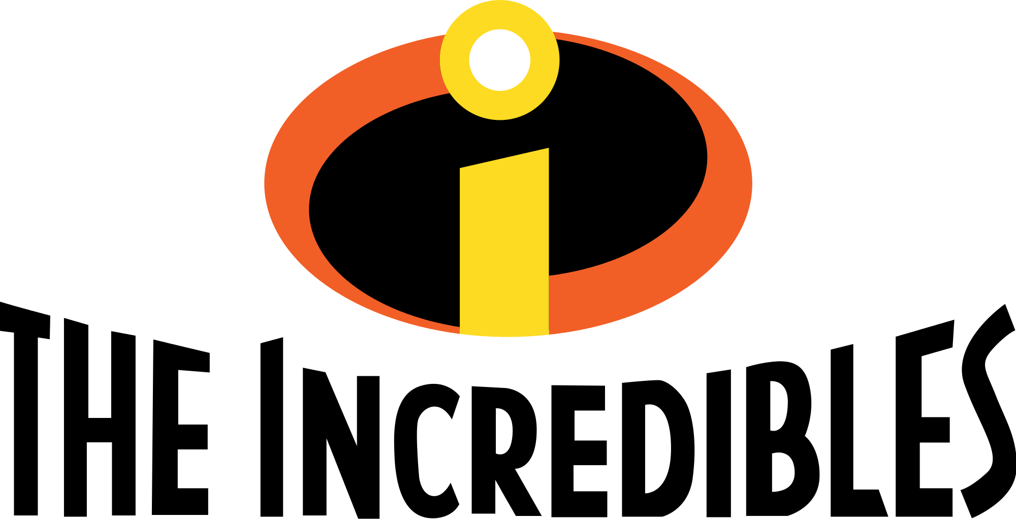 Incredibles 2 logo png. Image the svg wiki