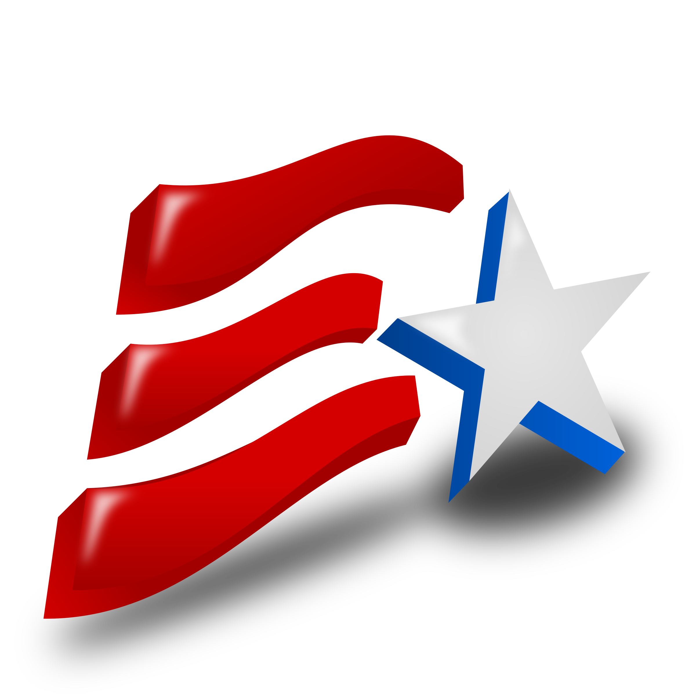 Independence clipart. Day usa icon big