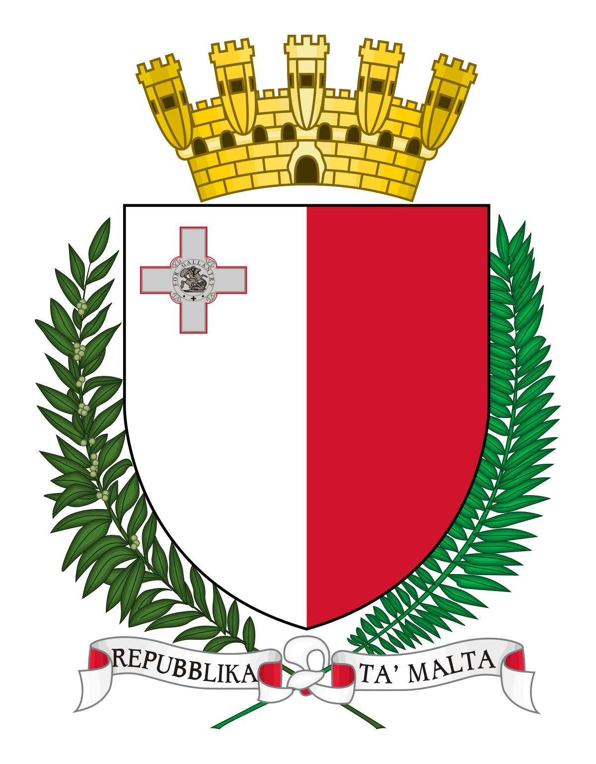 Independence clipart self government. Constitution of malta wikipedia