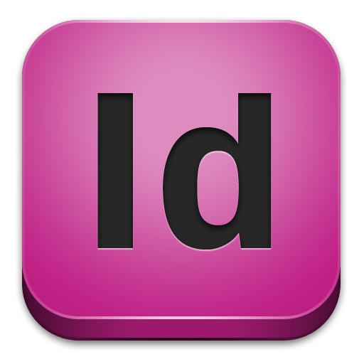 indesign svg icon