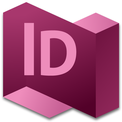 Indesign vector software. Logo icon png free