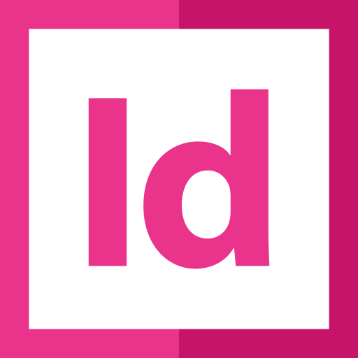 Indesign vector icon. Adobe png repo free