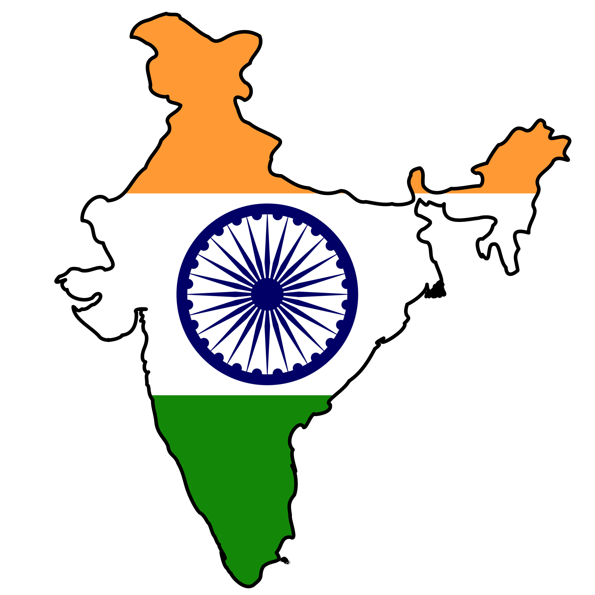 India clipart map bharat. Thatis www roopenroy com
