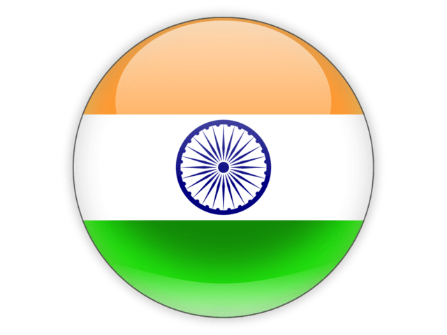 India flag png. Icon transparent stickpng objects