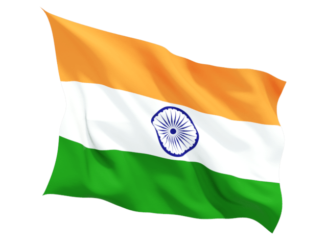 India flag png. Indian transparent stickpng objects