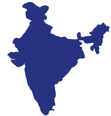 India map outline png. Silhouette at getdrawings com