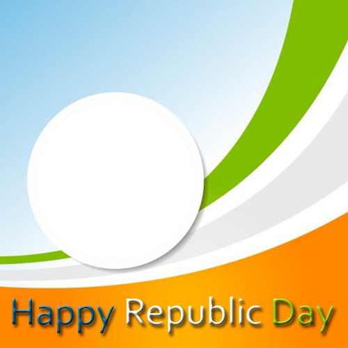 Republic drawing 26 january. Happy day wishes photo