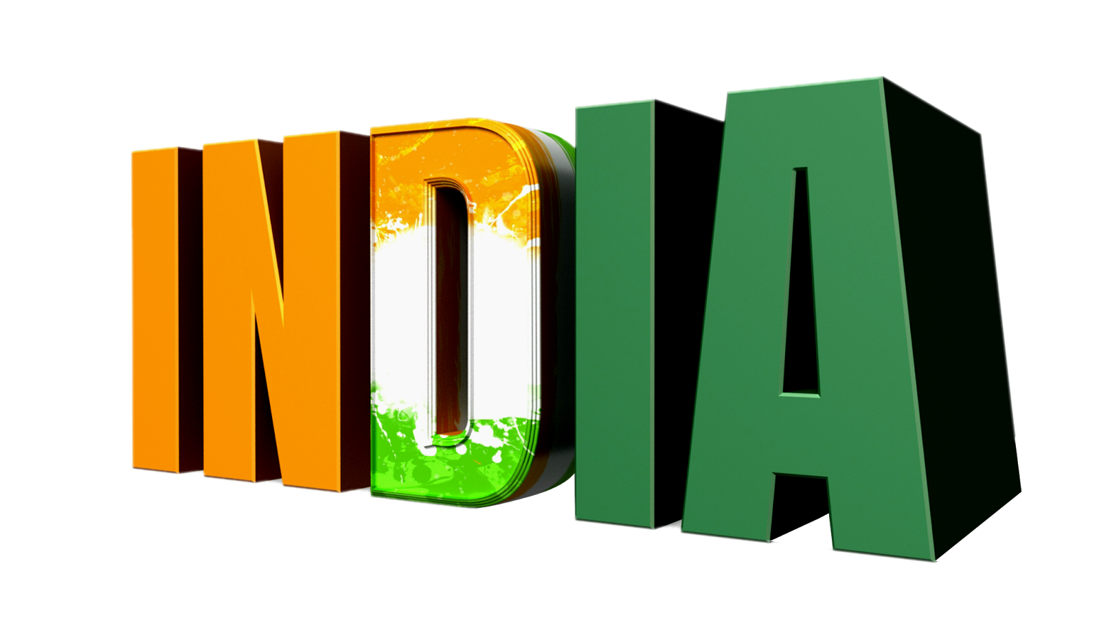 India transparent text. Indiana png hd images