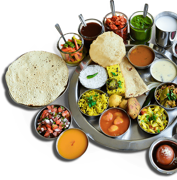 Indian food png. Rajdhani restaurant thali about