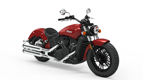 Motorcycle. Indian scout sixty
