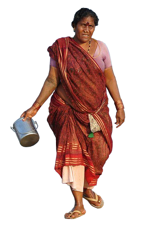 Indian people png. Desicutout cutout from india