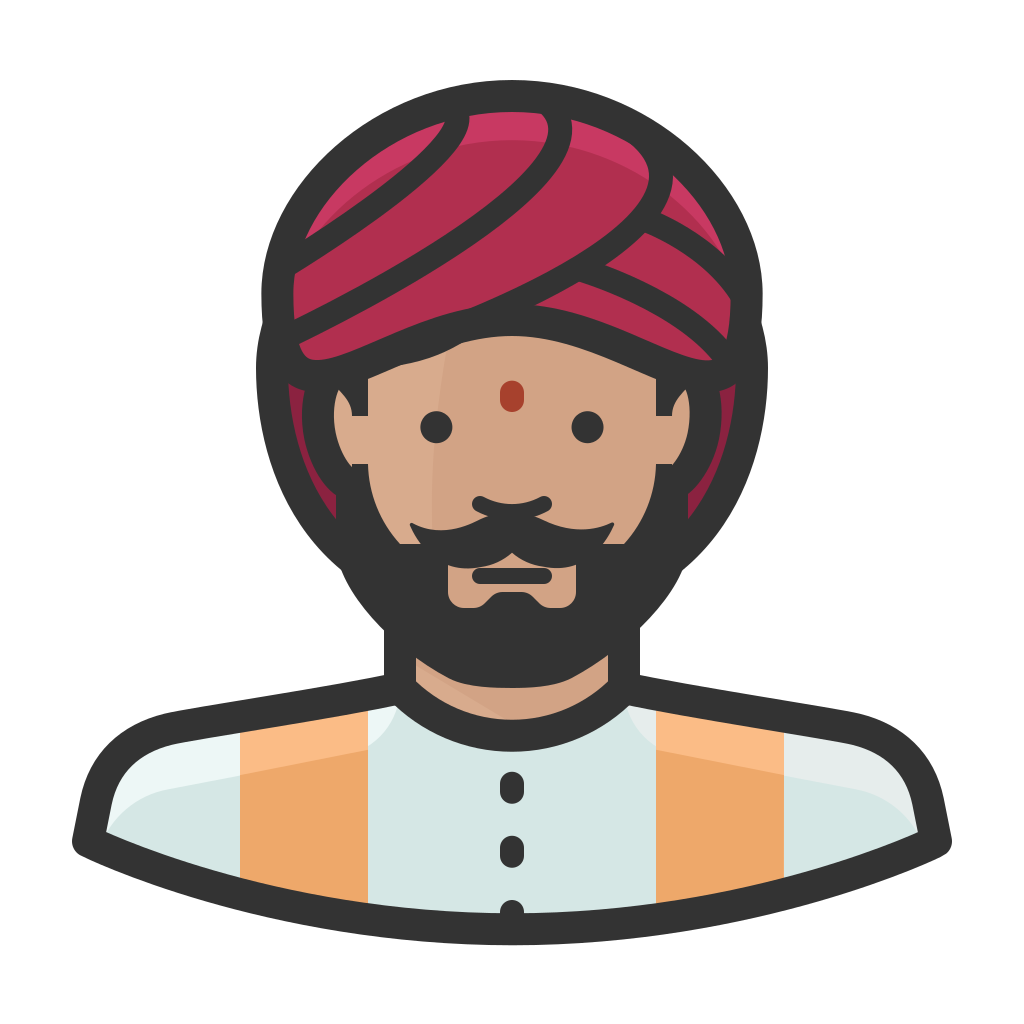 Indians clipart man india. Indian icon free avatars
