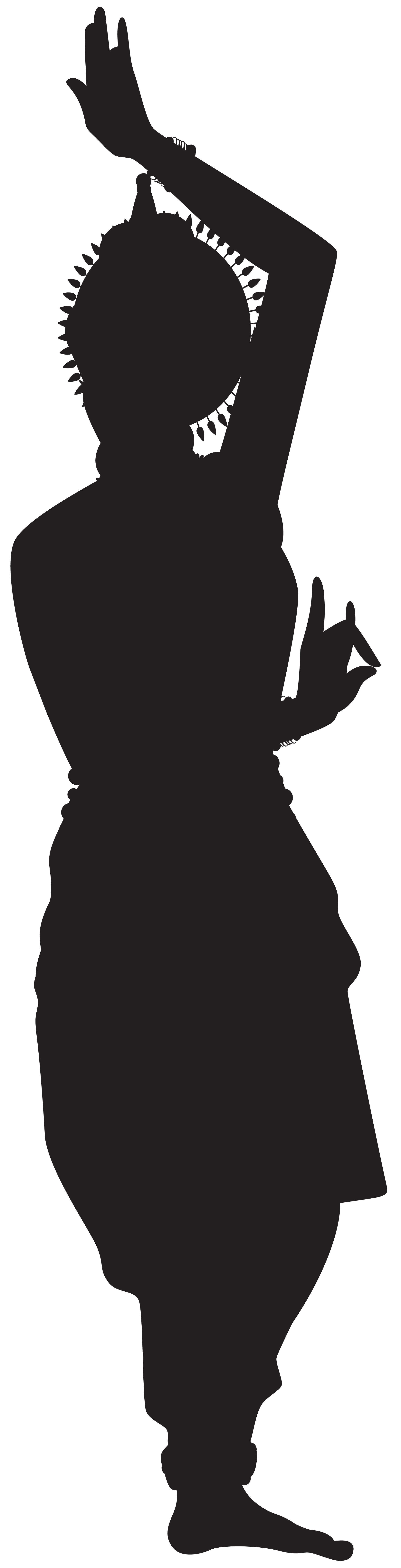 Indians clipart silhouette. Indian dancing woman png