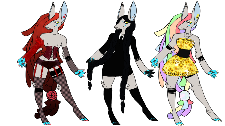 Indie fashion cartoon png. By funeralrabbits on deviantart