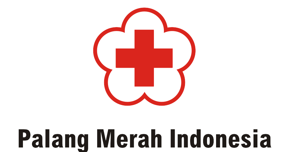 Indonesia vector background. Pmi logo format cdr