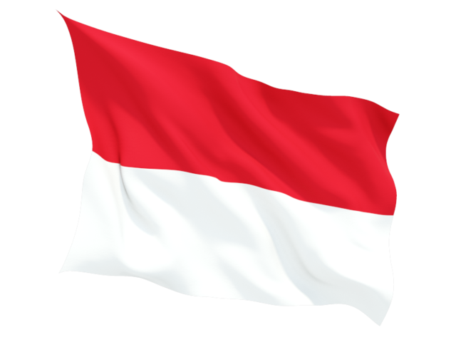 Indonesia vector bendera. The unsung heroes s