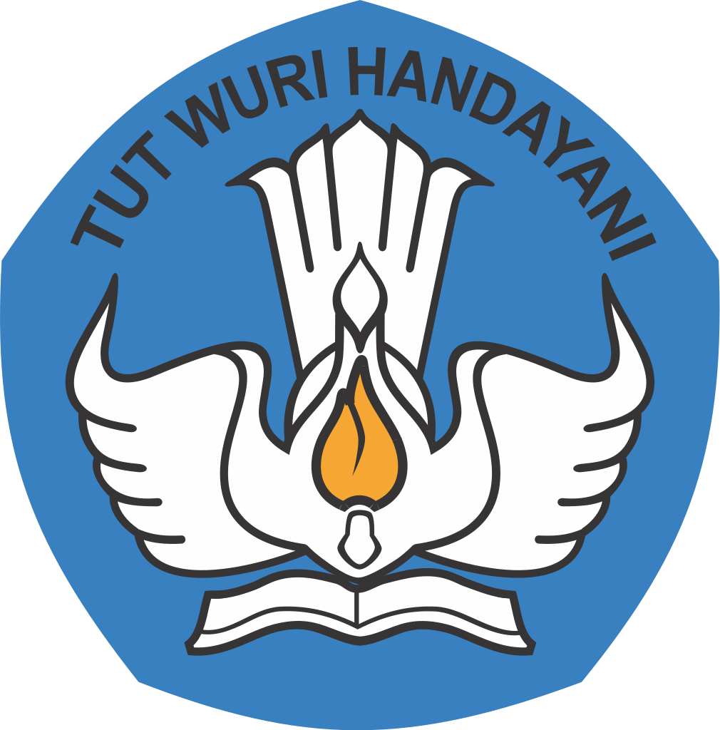 Indonesia vector culture. File logo of ministry
