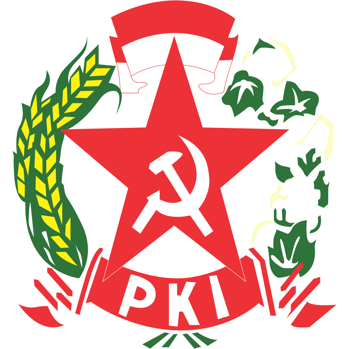 Indonesia vector culture indonesian. Communist party of wikipedia