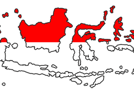 Indonesia vector dot. Map png full hd