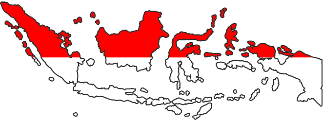 Indonesia vector papua new guinea. Map flag google search