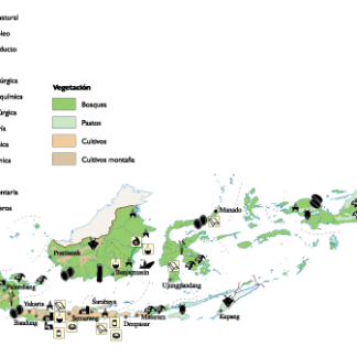 Indonesia vector ppt. Eps maps for adobe
