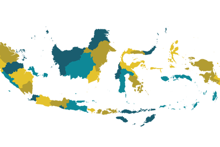 Indonesia vector ppt. Map png full hd
