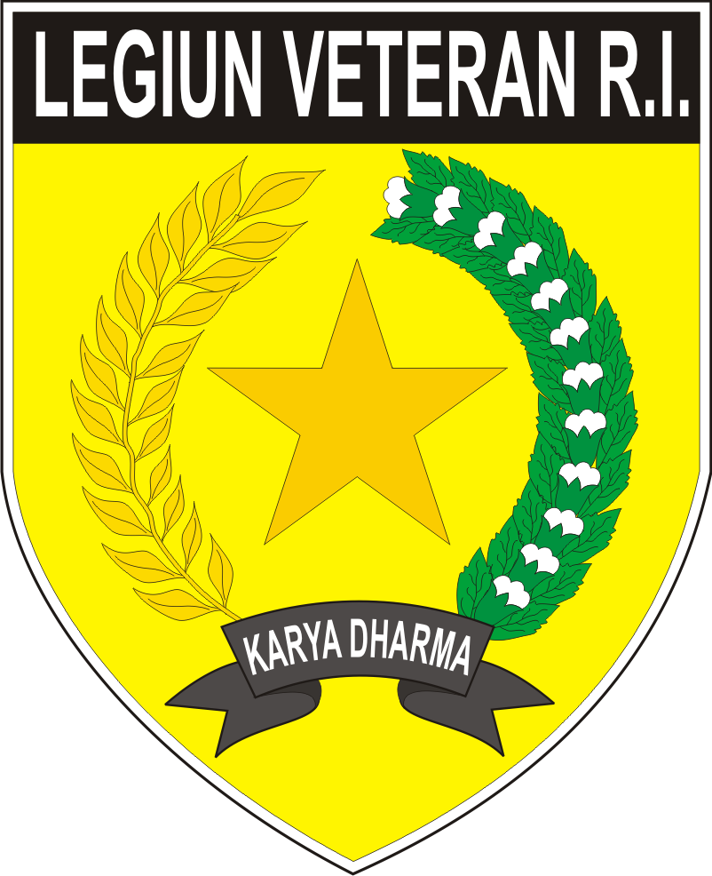 Indonesia vector veteran. Logo legiun republik ri