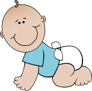 Little clipart baby boy diaper. Infant at getdrawings com