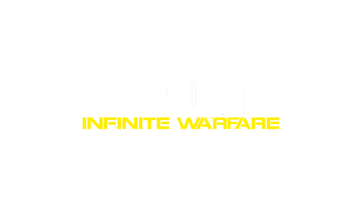Call of duty transparent. Infinite warfare logo png graphic download