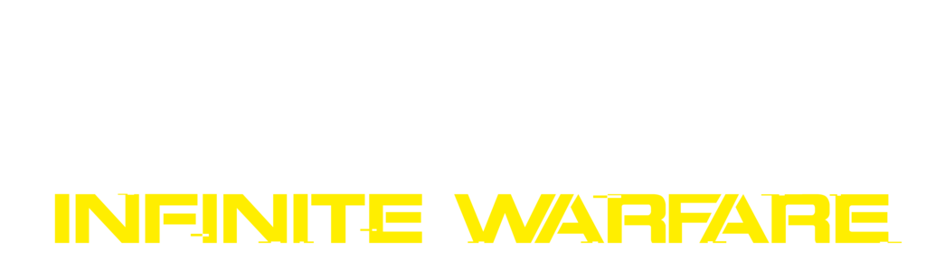 Infinite warfare logo png. Image call of duty