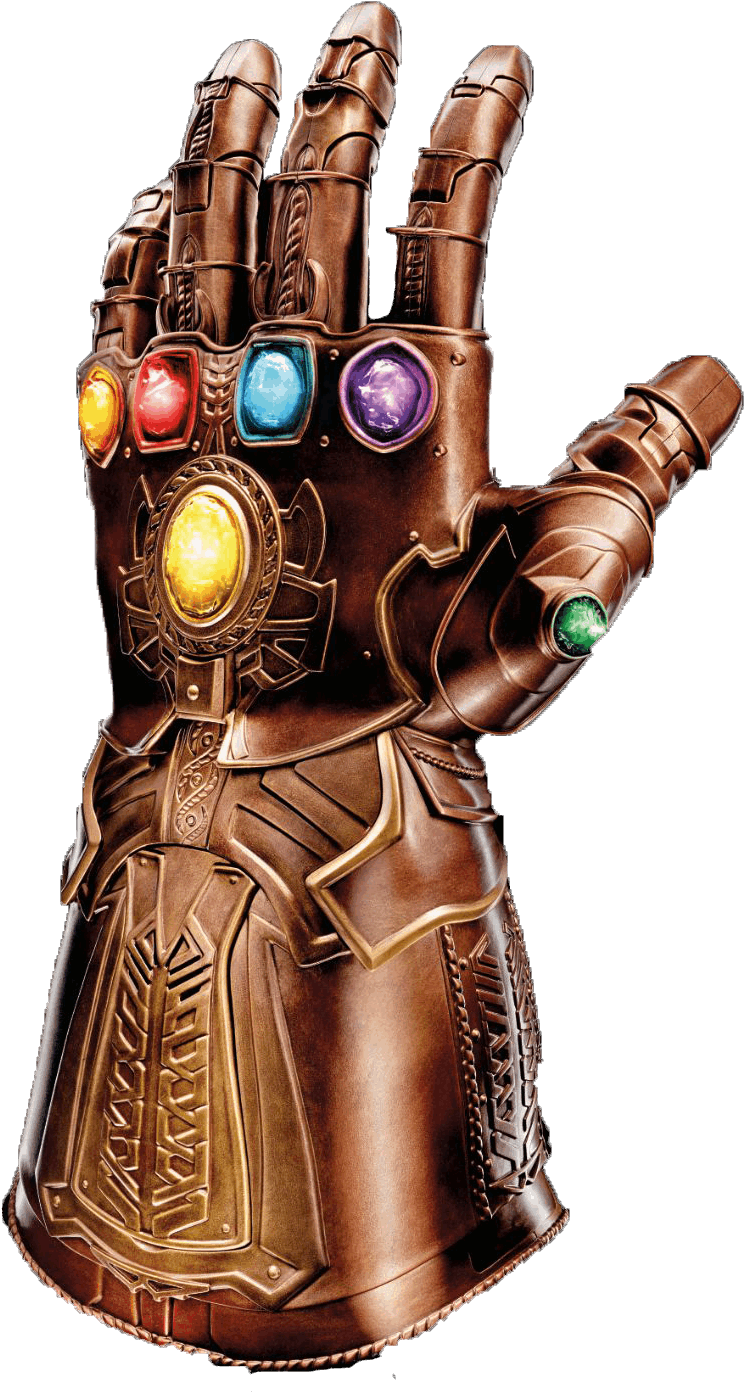 Infinity gauntlet png. Download hd thanos glove
