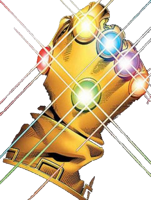 Thanos gauntlet png. Infinity character profile wikia