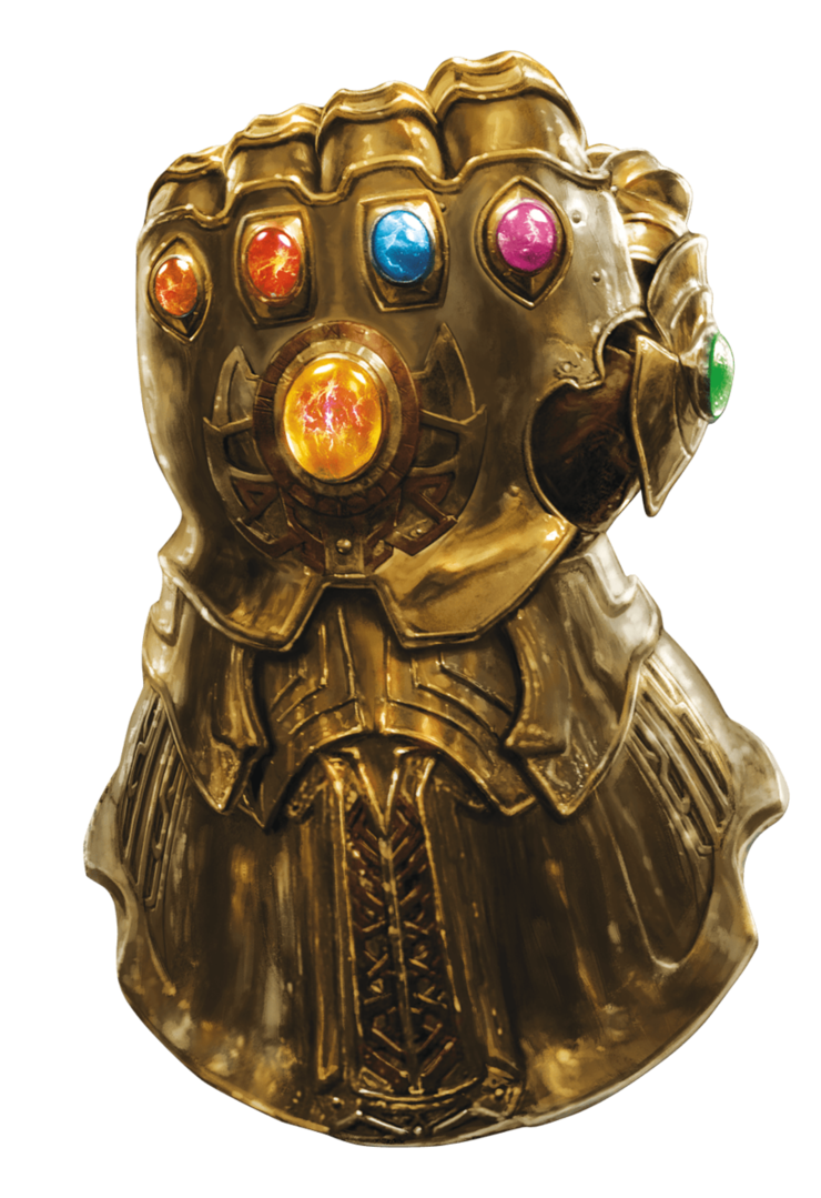 Infinity gauntlet png. By hz designs on
