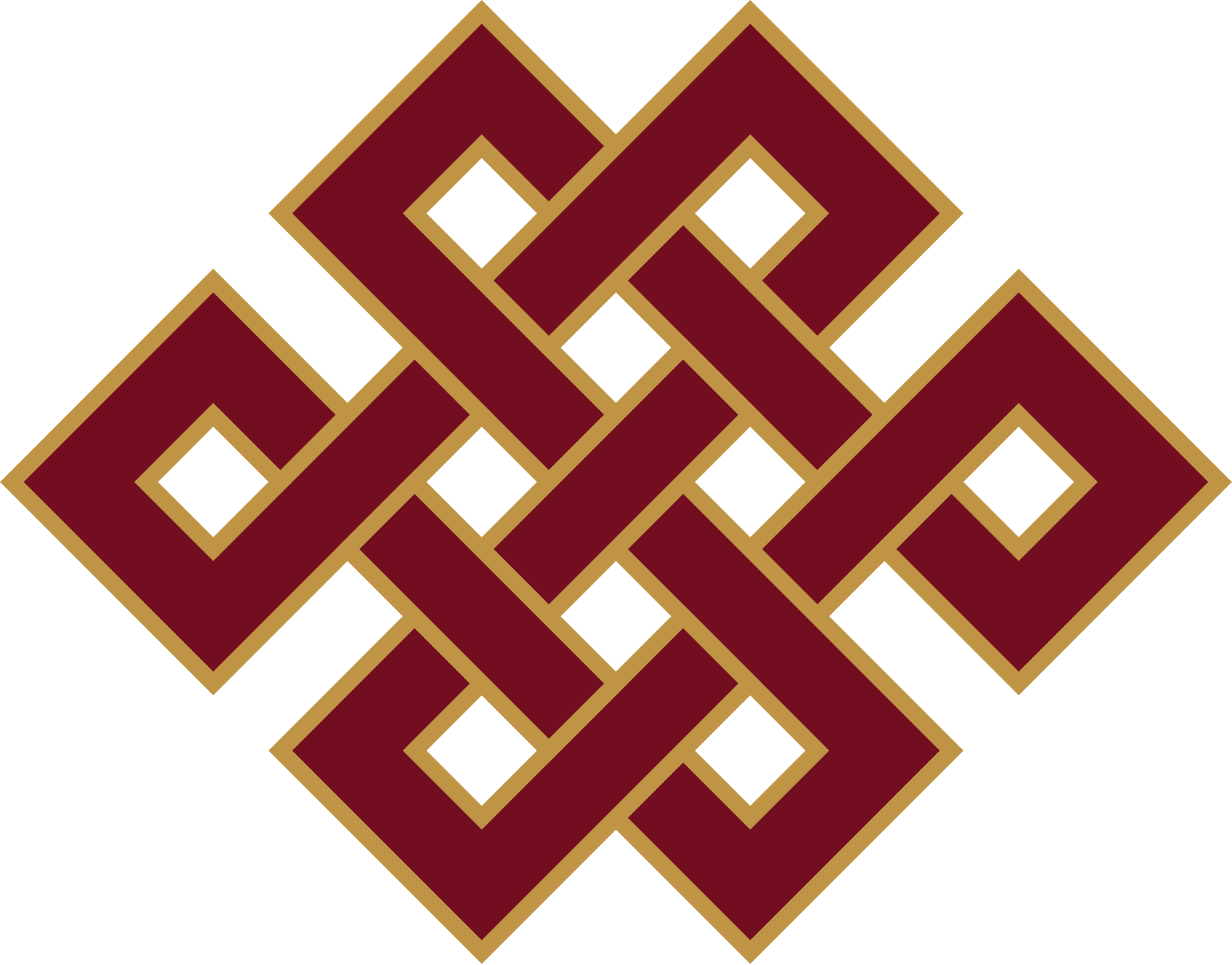 Infinity knot png. File endlessknot svg wikimedia