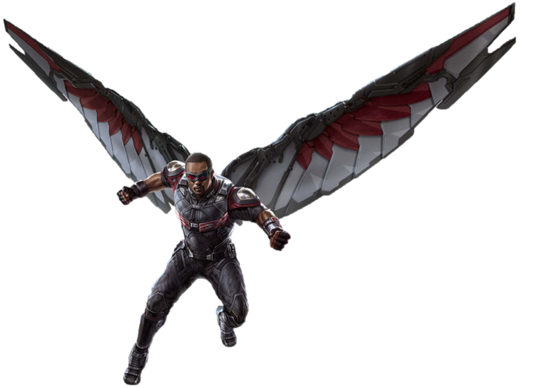 Falcon png marvel. Infinity war by captain