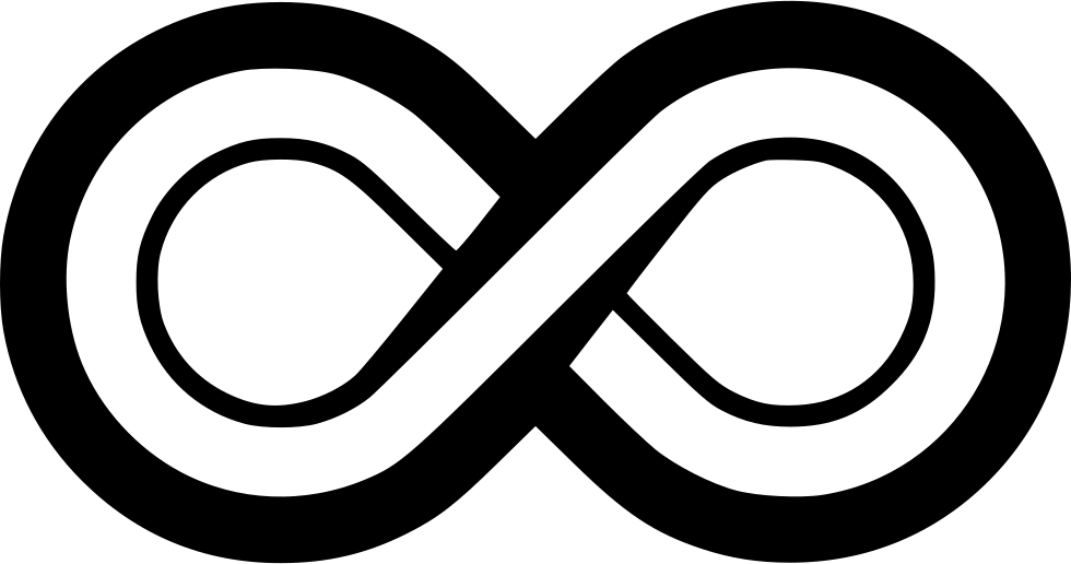 Snake infinity png. Svg icon free download