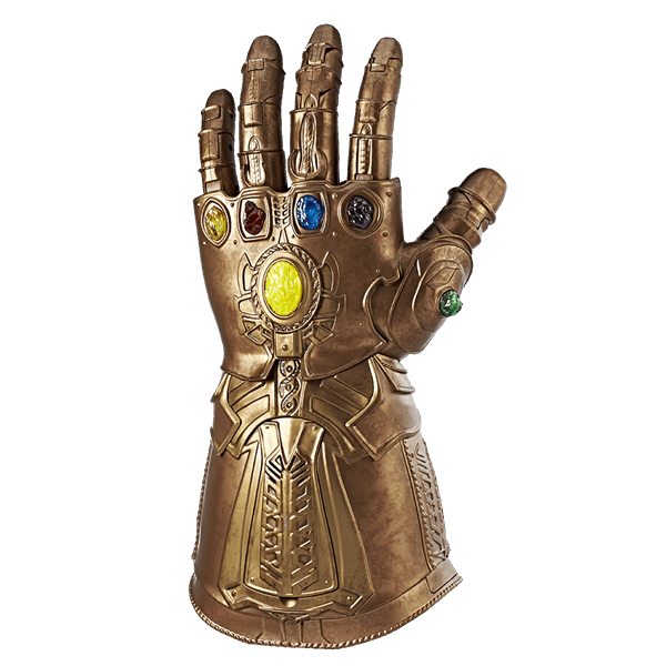 infinity gauntlet transparent png