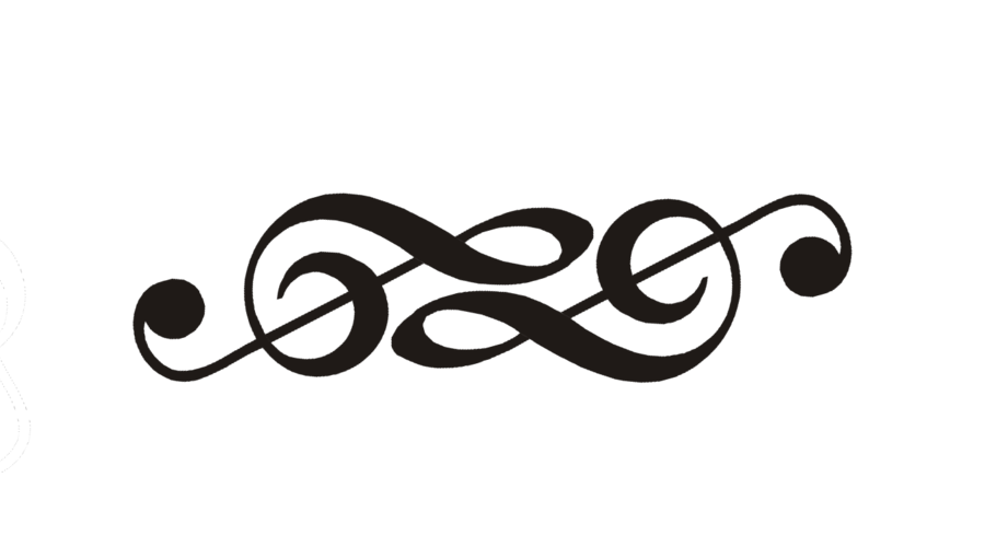 Infinity tattoo png. Treble clef by ninquelote