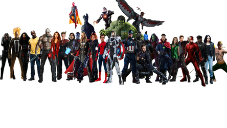 Infinity transparent avengers logo. War by apocalipse on