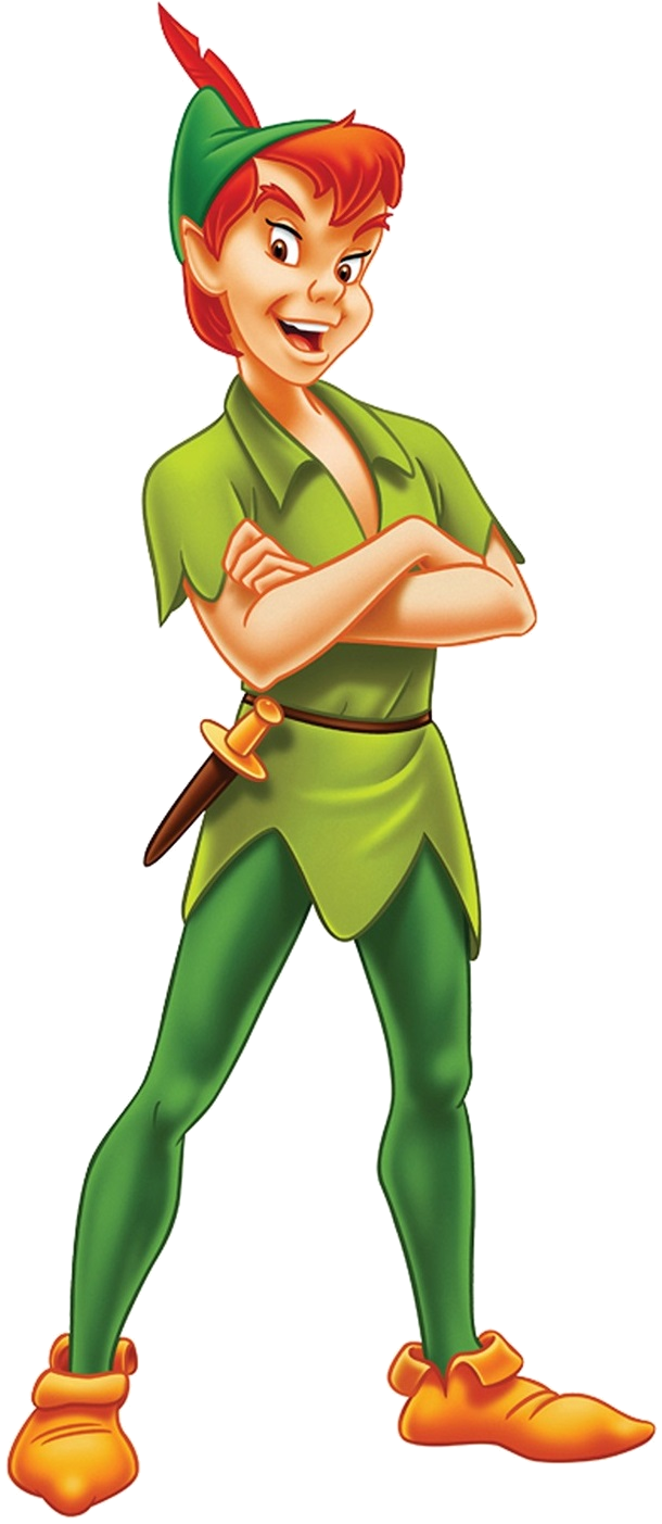 Infinity transparent peter pan. Image png disney wiki