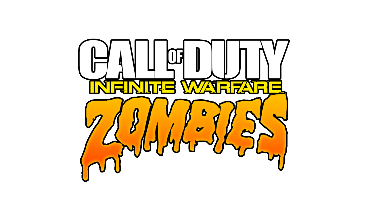 Infinite warfare logo png. Zombies call of duty