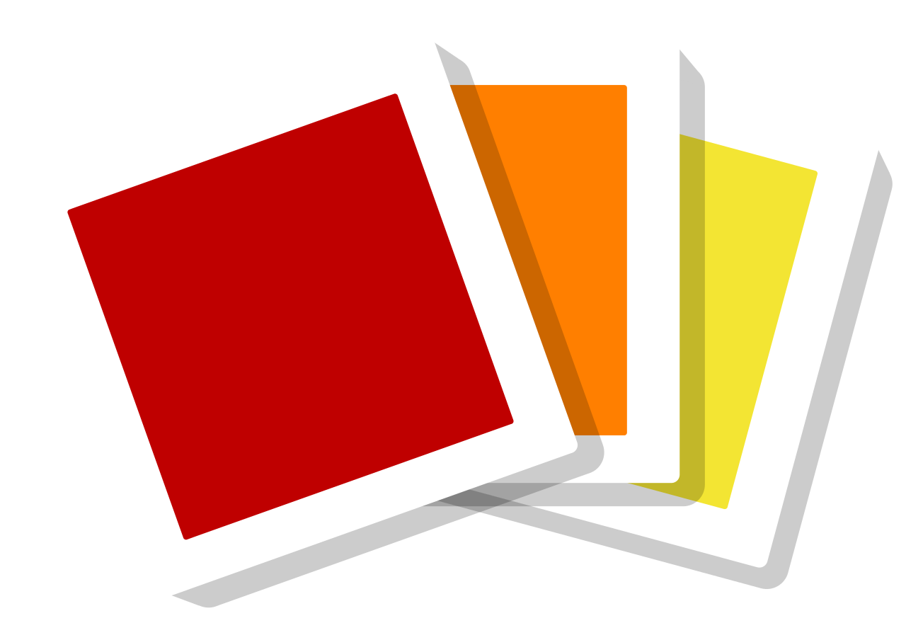 Open clipart. File library logo svg