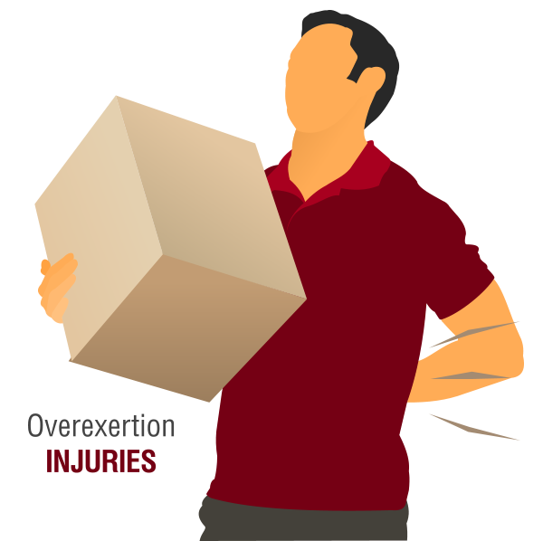 Slip clipart industrial accident. Ten leading workplace injuries