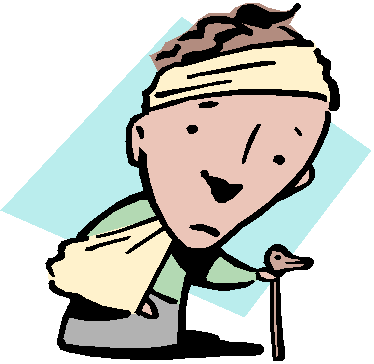 Injury clipart reprieve. Clip art library