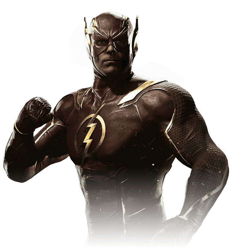 Image the flash render. Injustice 2 png picture stock
