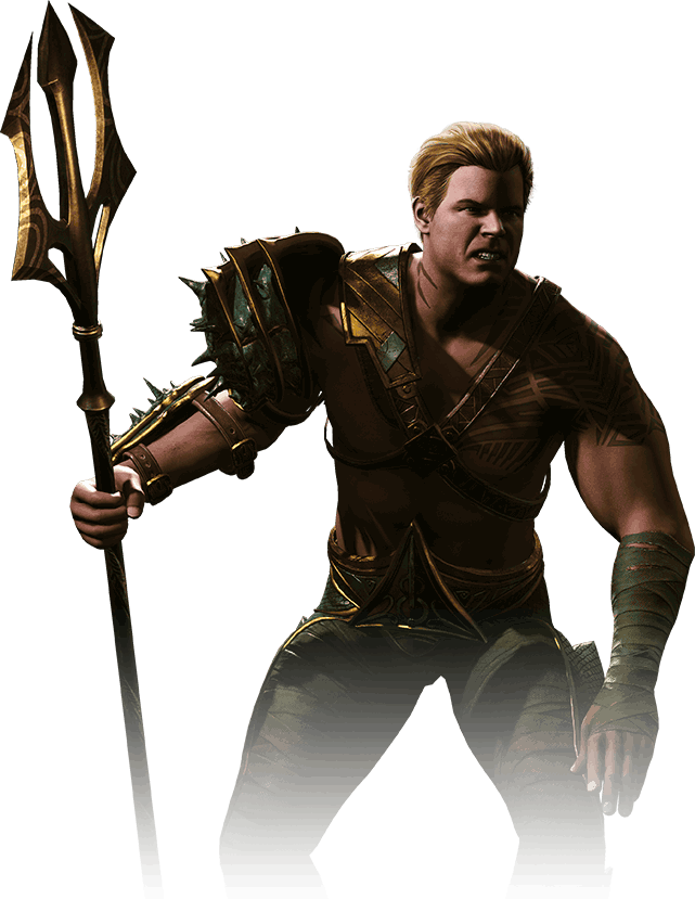 Image aquaman render gods. Injustice 2 png graphic royalty free download