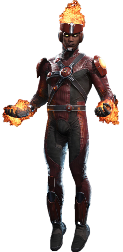 Injustice 2 png. Firestorm by gasa on