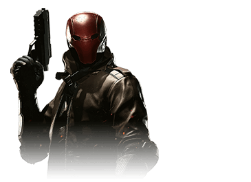 Red hood png. Injustice gear stats moves